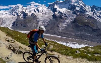 Zermatt Mountain Bike Photo Gallery