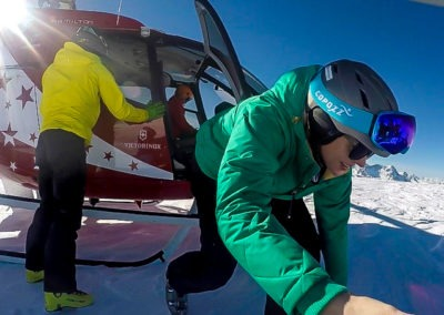 Womens Matterhorn-Zermatt Ski Tour