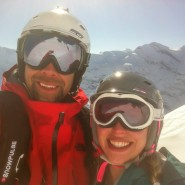 Crystal and Jeff Robertson, Co-Owners, Le Grand Adventure Tours