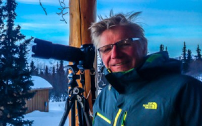 Hank DeVre', Senior Photographer, Le Grand Adventure Tours