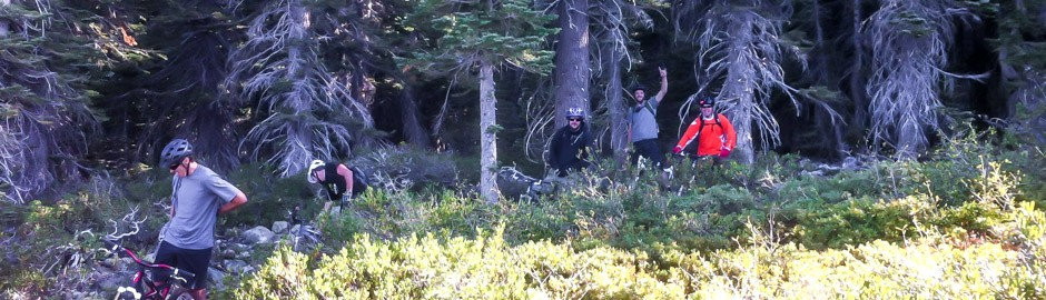 Tahoe Mountain Biking Tours Tahoe, Le Grand Adventure Tours