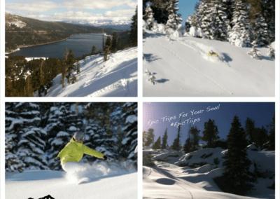 Tahoe Ski Epic Trips
