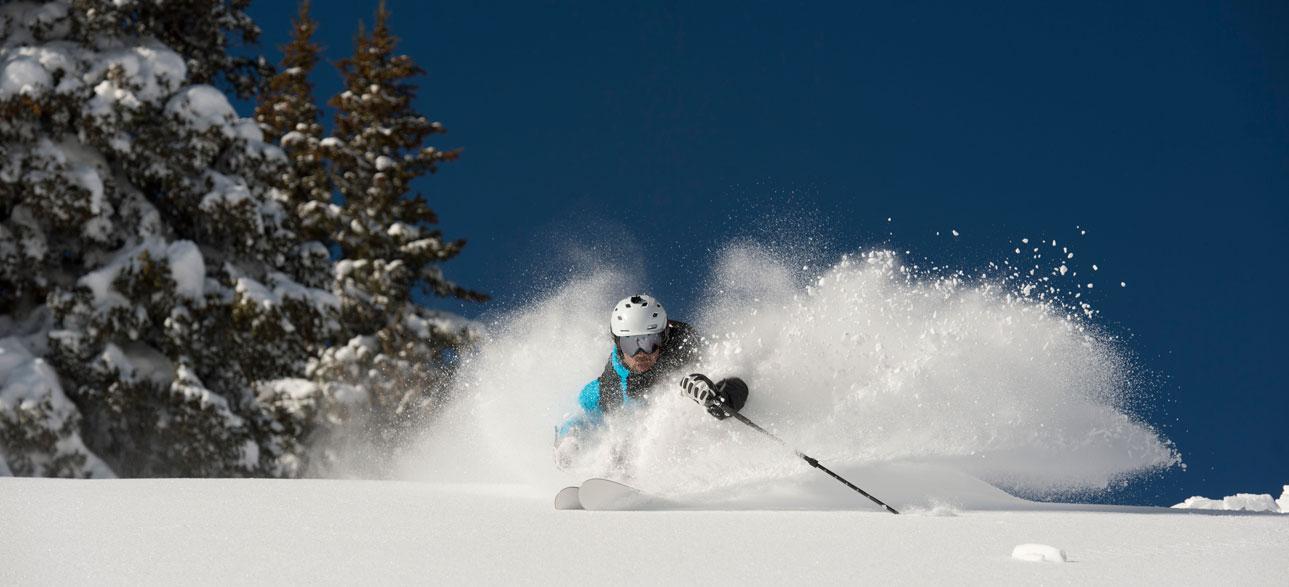 Deep Powder Turns Ski Adventure Tours, Le Grand Adventure Tours