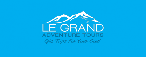 Le Grand Adventure Tours Logo