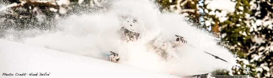 Tahoe Epic Ski Tour, Le Grand Adventure Tours