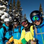 Colorado Adventure Tours, Le Grand Adventure Tours. Photo Credit: Hank DeVre'