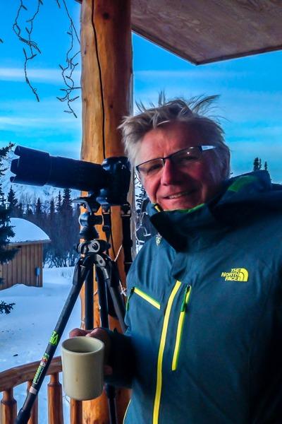 Legendary Ski Photographer Hank DeVre', Senior Photographer, Le Grand Adventure Tours