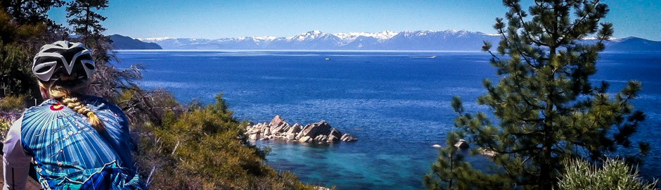 Private Lake Tahoe Road Bike Tours, Le Grand Adventure Tours