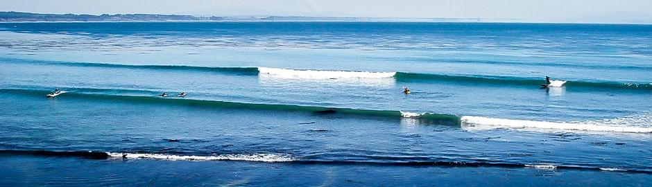 Santa Cruz surf Tours, Le Grand Adventure Tours