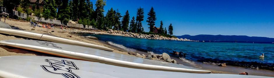Lake Tahoe SUP Guides