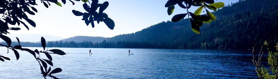 Tahoe SUP Tour