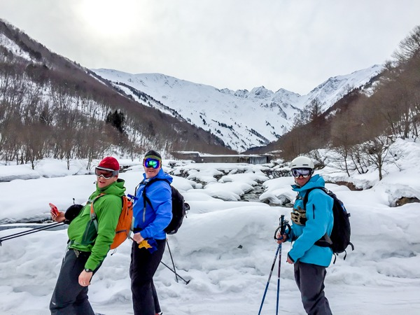 So much fun in the Japanese Alps