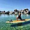 Stand Up Paddle Yoga Lake Tahoe
