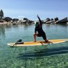SUP Yoga Lake Tahoe