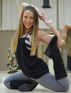 Crystal Robertson Yoga