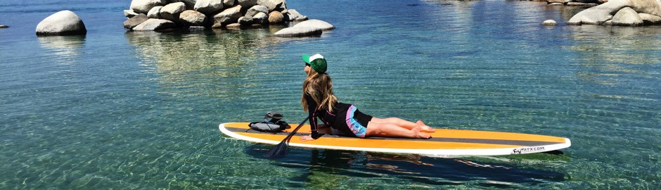 stand up paddle yoga tahoe