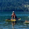stand up paddle yoga truckee