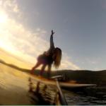 SUP Yoga Tahoe