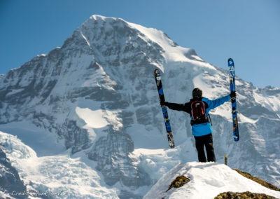 Murren-Jungfrau Swiss Bliss Ski Tour