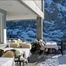 Cozy Hotel Edelweiss Murren Switzerland - Le Grand Adventure Ski Tours in the Jungfrau Region based in Murren, Switzerland.