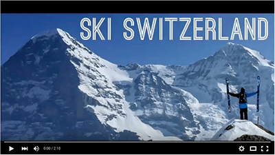 2016 Murren Ski & Snowboard Trip Video