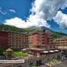 Hotel Grischa in the Center of Davos, Switzerland