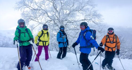 Furano-Hokkaido Ultimate Powder Tour