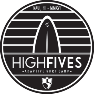 High Five the Wave Adaptive Surf Trip 6 in Maui
