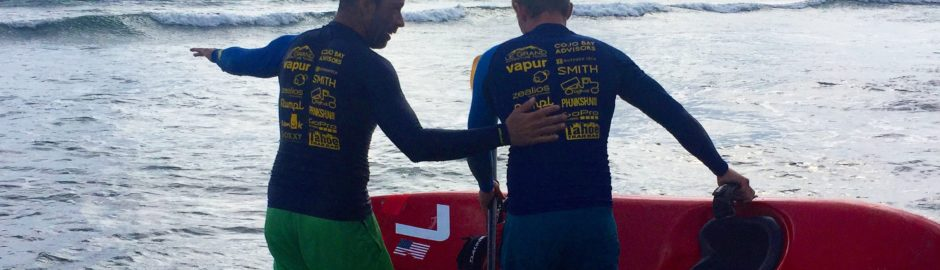 High Fives Foundation Adaptive Surf Trips