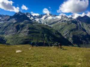 Mountain Bike Zermatt Tour