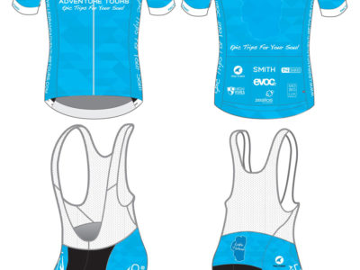 Le Grand Cali/Tahoe Mens Cycling Kit