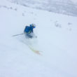 Powder Skiing in the Laub Engelberg Switzerland Ski Tour