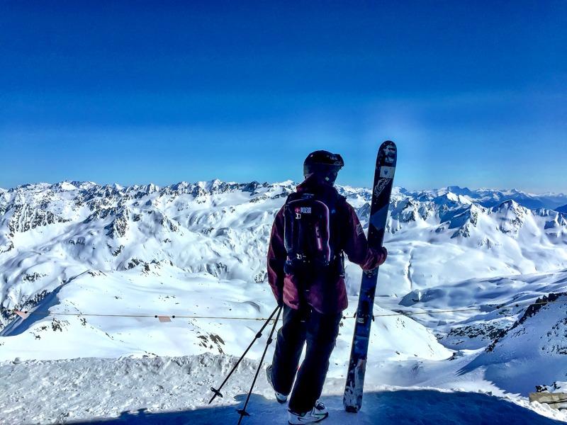 Engelberg-Andermatt Freeride Ski Tour