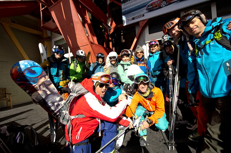 Chamonix Ski Trip - Le Grand Adventure Tours
