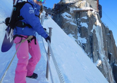 Womens Chamonix Ultimate Experience Ski Tour