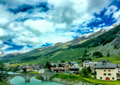 Davos Engadin Switzerland Road Bike Tour - Le Grand Adventure Tours