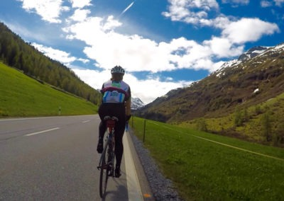 Womens Swiss Alps Road Bike Tour
