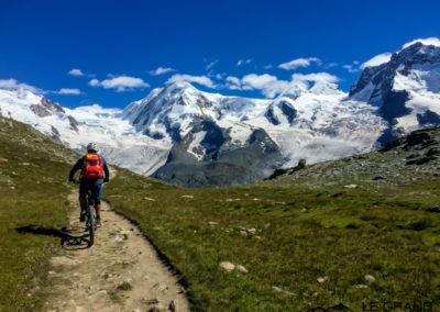 Zermatt Mountain Bike Tour - Le Grand Adventure Tours