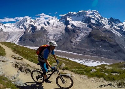 Zermatt Mountain Bike Tour