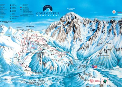 Courmayeur_Piste_Map