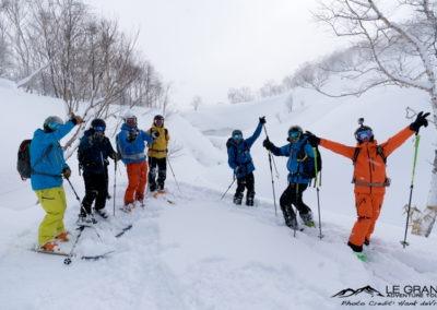 Niseko-Otaru Japan Powder Explorer Ski Tour #5