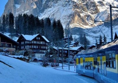 LGATours Murren-Jungfrau Region Ski Trip