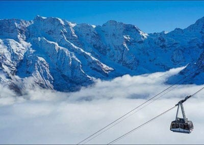 LGA Tours Murren-Jungfrau Region Ski Trip