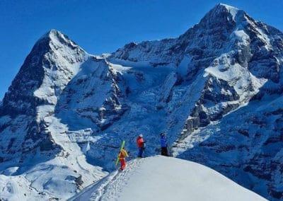 LGA Tours Murren-Jungfrau Region Ski Tour